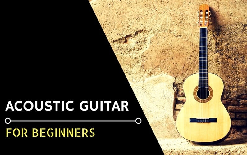 Top 10 Best Acoustic Guitars for Beginners Reviews