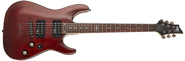 C-1 SGR by Schecter Beginner Electric Guitar
