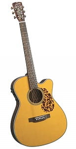 Blueridge BR-163CE Historic Series Cutaway Acoustic-Electric 000 Guitar